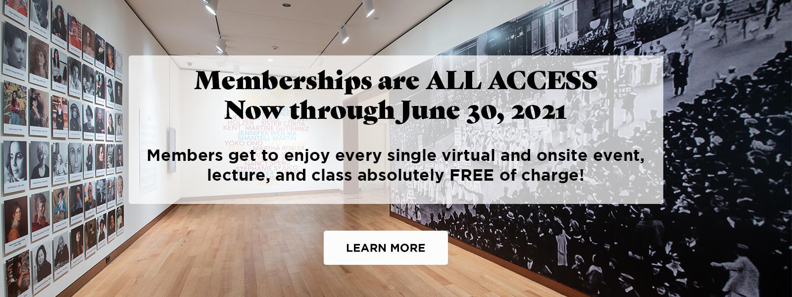 Membership All Access