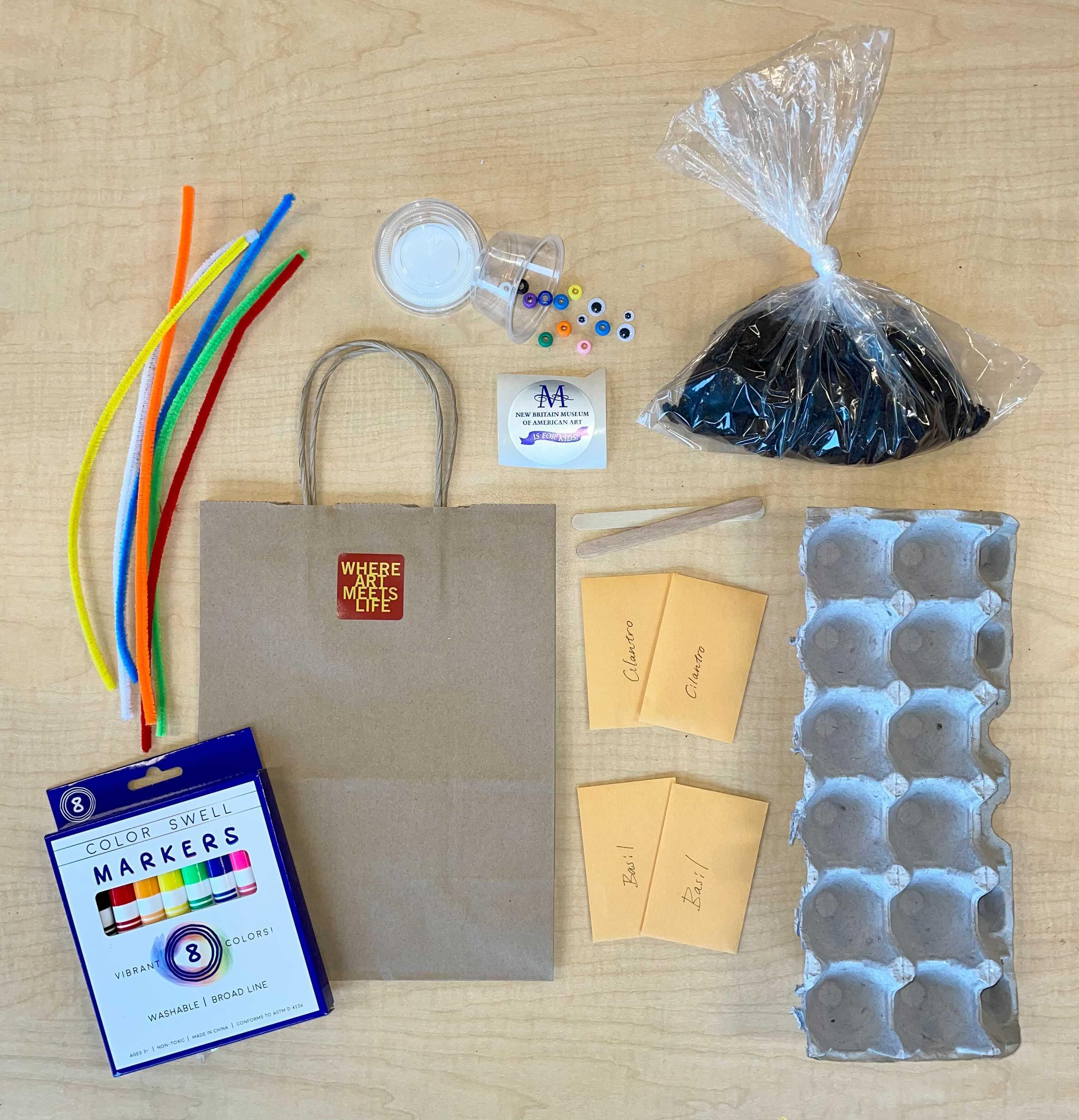 Earth Day Workshop Kit