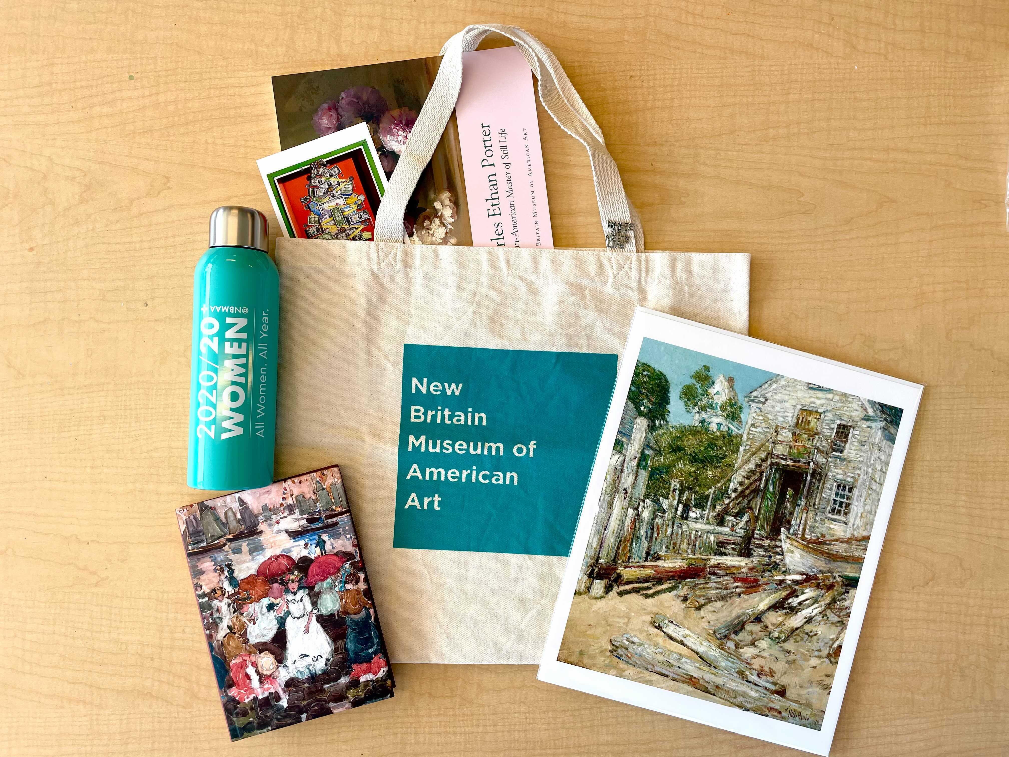 Museum Store swag bag
