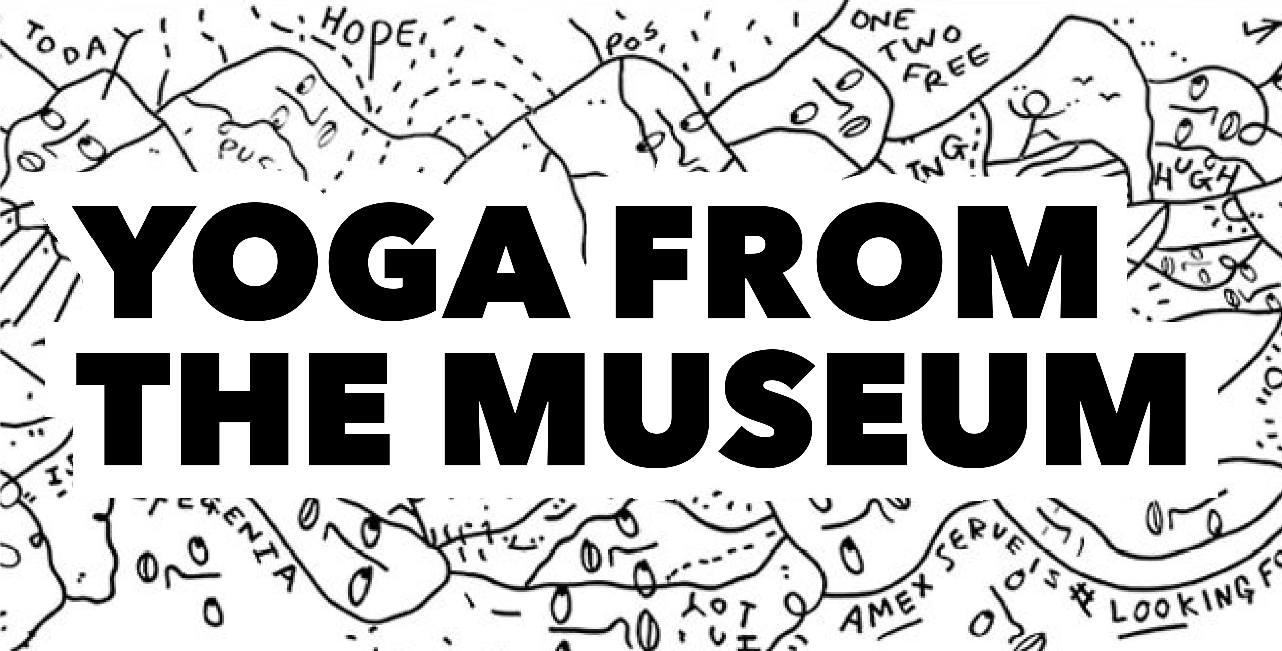 Yoga from the Museum