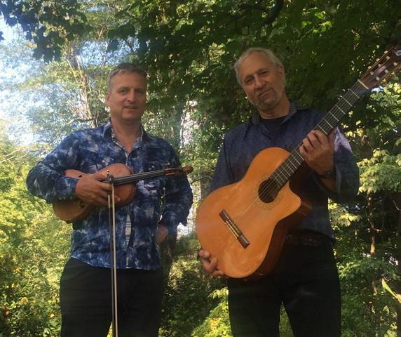 Brazilian Music With Dave Giardina And Chris Payne