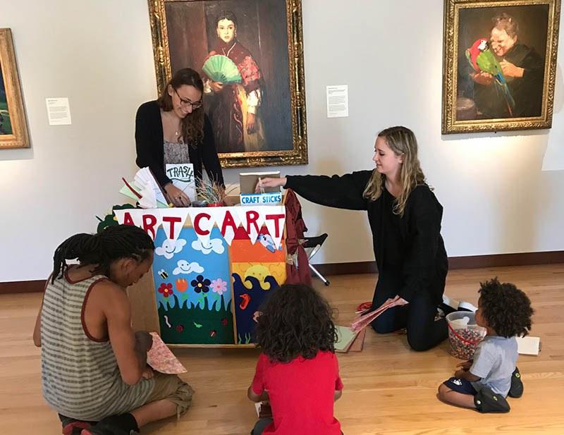 Nbmaa Art Cart