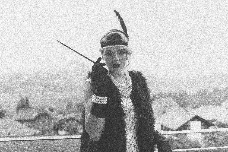 1920's era costuming