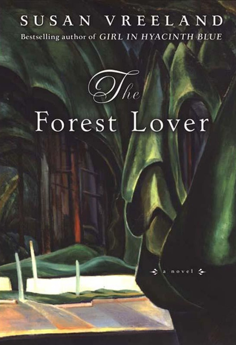 """""""The Forest Lover,"""" Susan Vreeland"""