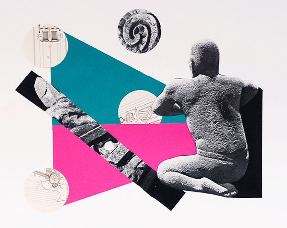 """Untitled (Illustration for """"Ocotzinalli"""")"""