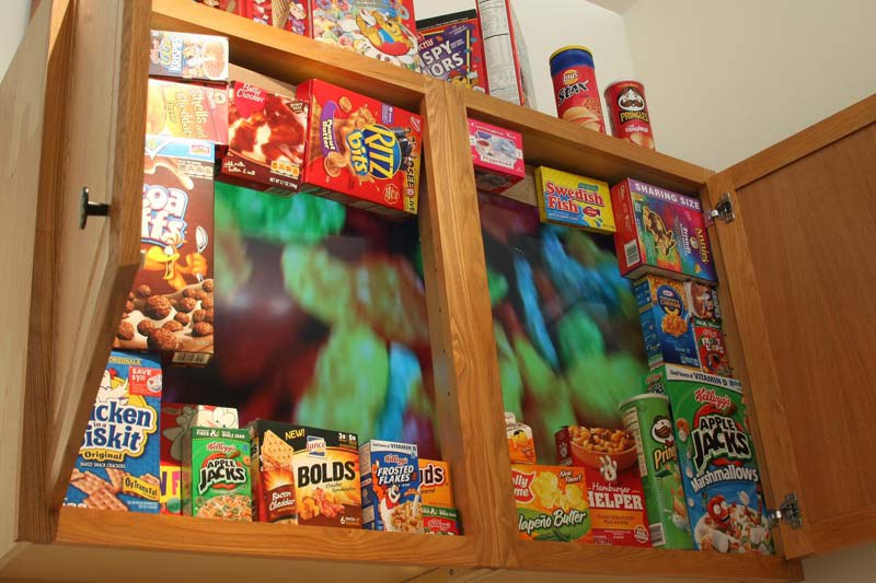 John O'Donnell: Psychedelic Pantry