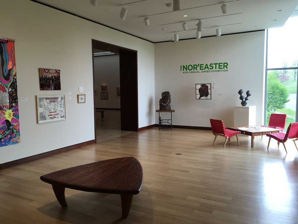 Noreaster 47Th Annual Juried Exhibition Gallery